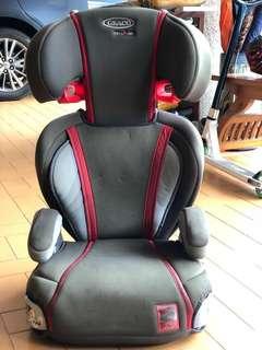 Graco Trilogic Booster Car Seat