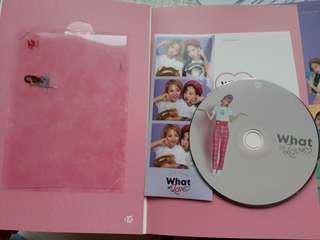 🚚 DISCOUNTED PRICE! WTS Twice What is Love