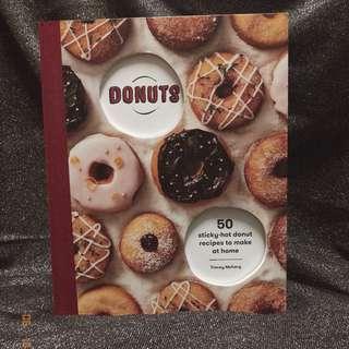 50 Donuts Recipe Book