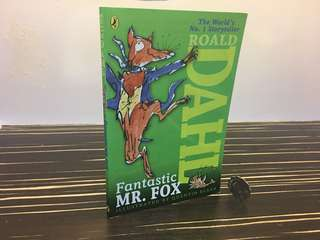 Roald Dahl: Fantastic Mr.Fox