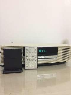 Bose Wave Music System III + Bluetooth