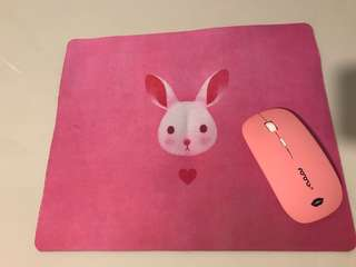 Mouse and Pad Set