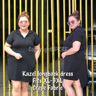 plus size dress or top