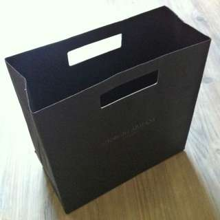 (半價) GIORGIO ARMANI Paper Shopping Gift Bag 紙袋 禮物袋 (Half Price)