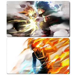 Boku No Hero Academia Large Mousepads
