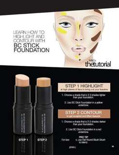 BC stick Foundation