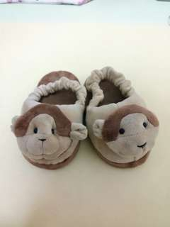 Baby bedroom slippers ( 25cm) -good as new