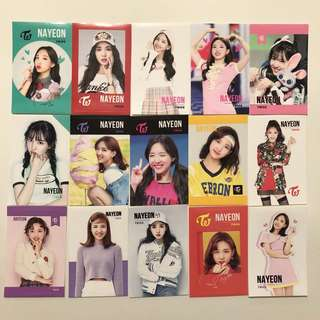Twice Na Yeon 娜璉 Sticker Made In Korea 韓製貼紙