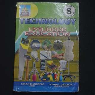Technology and Livelihood Education K-12 Grade 8