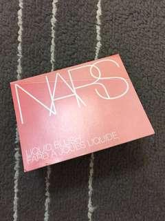 NARS Orgasm Liquid Blush Sample