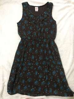 Never Worn Mossimo Floral Dress