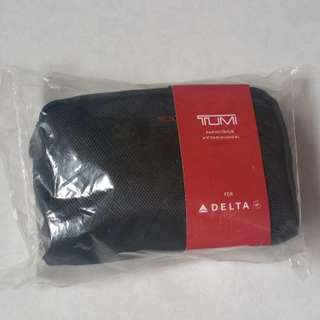 Business Class Tumi Delta Amenity Overnight Toiletry Kit Free Postage