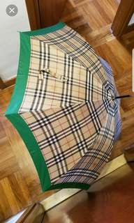 Burberry Umbrella 100% real & new