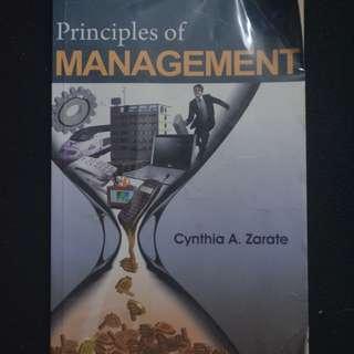 Principles of Management K-12 Grade 8