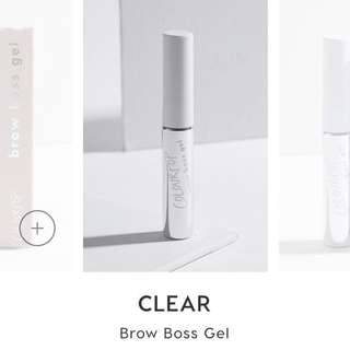 FREE SHIPPING Colourpop brow boss gel