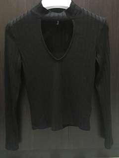 H&M black Long Sleeves
