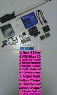 Hero 4 Silver