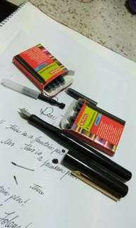 Manuscript fountain pen