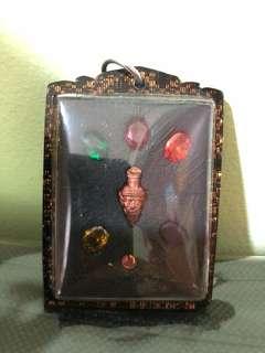 Kruba Krissana chai tong 2nd batch butterfly amulet