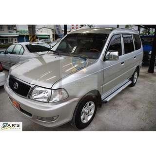 2007年toyota ZACE 1.8自排 商用車