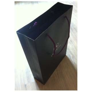(半價) INFINITI Paper Shopping Gift Bag 紙袋 禮物袋 (Half Price)