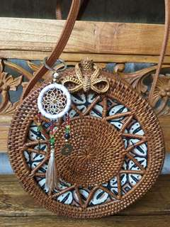 Authentic Rattan Bags from Bali