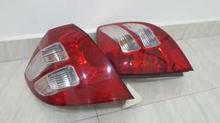 2010 Honda Jazz Backlight bulbs (Original)