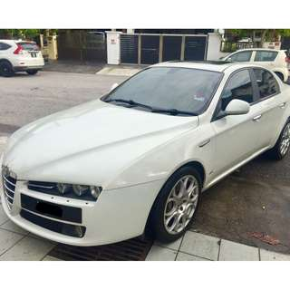 Alfa Romeo 159 2.2 (A) JTS TWIN PHASER SELESPEED LIKE NEW MUST VIEW