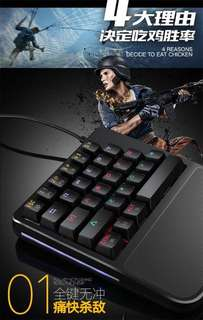 Instock🐾keyboard for game winner winner chicken dinner