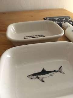 NYC Izola 陶瓷置物碟 首飾💍擺放 小物收納 皂盒