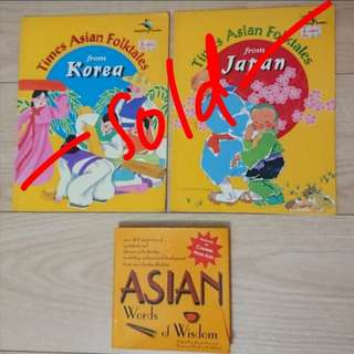 Books - Asian Folklore and Culture