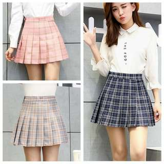 [PO] Checkered Skirt
