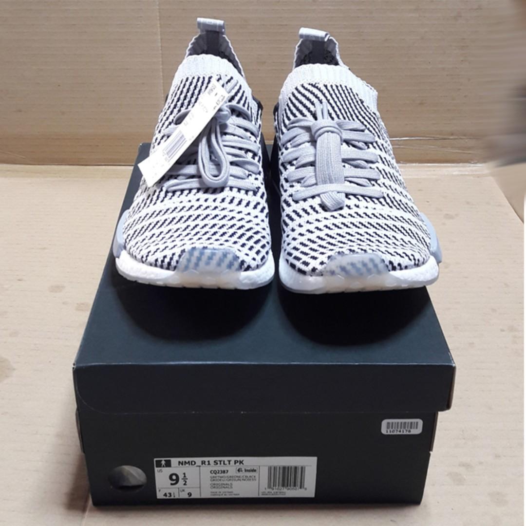 2268abb05 ❤  200 New Adidas NMD R1 SLTL!!! Grey in Color!!