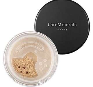 Baremineral Matte Foundation SPF15 - FAIRLY LIGHT