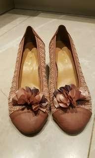 日本製高踭鞋(23·5cm)