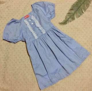 Denim Cute Dress