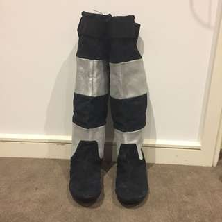 (7) NWT Adidas Easy Five Boot
