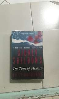 Sidney Sheldon's The Tides of Memory by Tilly Bagshawe and