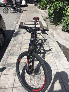 Sunpeed mountain bike