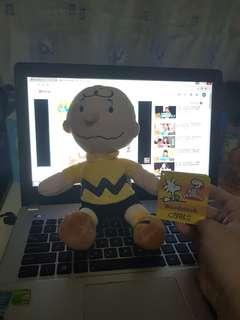 Charlie Brown Plush/Soft Toy