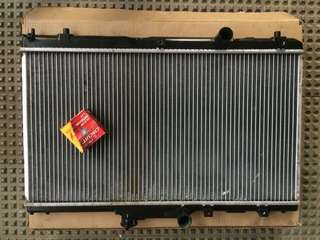 Aluminum Radiator for Corolla Bigbody MT 2e