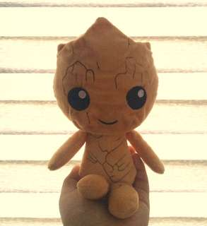 Baby Groot Stuffed Toy