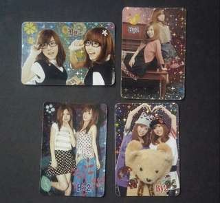 [Postage Free] By2 yescards