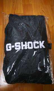 BNIP Limited Edition Casio G-Shock backpack