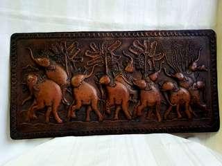 Handcraft Bronze Art without frame