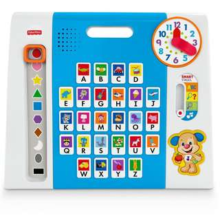 Fisher Price DHC31 Laugh & Learn Puppy's A to Z Smart Pad