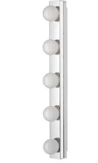 TWO Nuvo vanity light bar