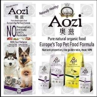 AO1ZI®™ PURE NATURAL ORGANIC CAT FOOD