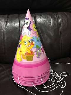#My Little Pony Party Hat