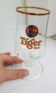 BNIB Tiger Royal Pokal Glasses